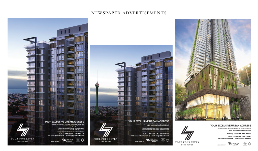 Luna towers designs