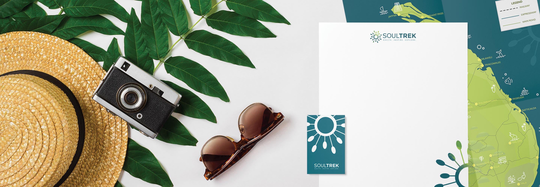 SoulTrek Brand Identity Design
