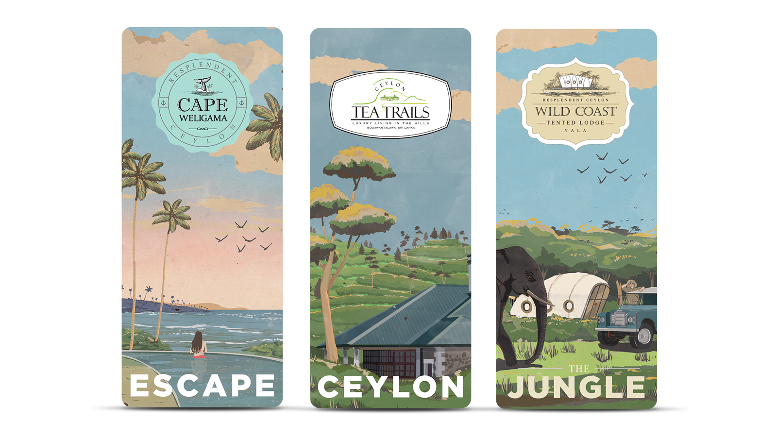 Luggage Tags Designs