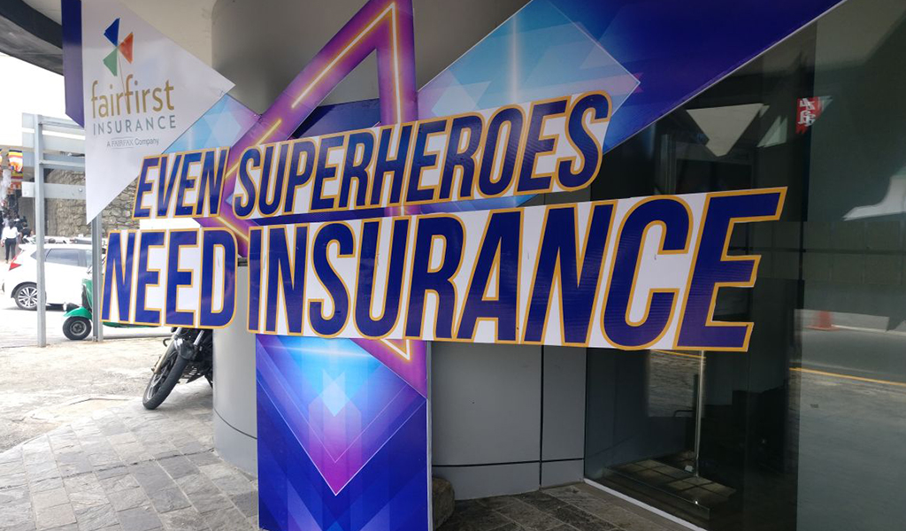 Fairfirst insurance animated movie premier