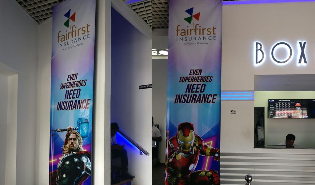 Fairfirst insurance movie premier