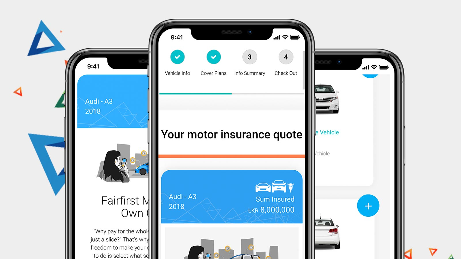 Insurance ecommerce